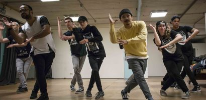 Afbeelding Popping & Locking A-Dance Studio's danslessen