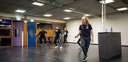 Afbeelding Hip Hop A-Dance Studio's danslessen