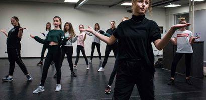 Afbeelding Hip Hop Juniors A-Dance Studio's danslessen