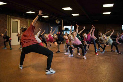 Afbeelding Hip Hop Kids A-Dance Studio's danslessen