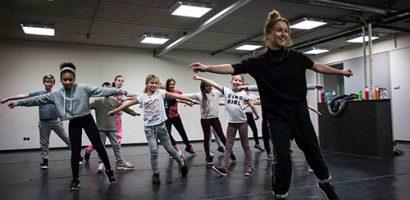 Afbeelding Hip Hop Teens A-Dance Studio's danslessen