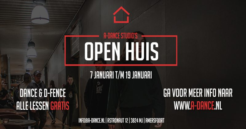OPEN HUIS 2019