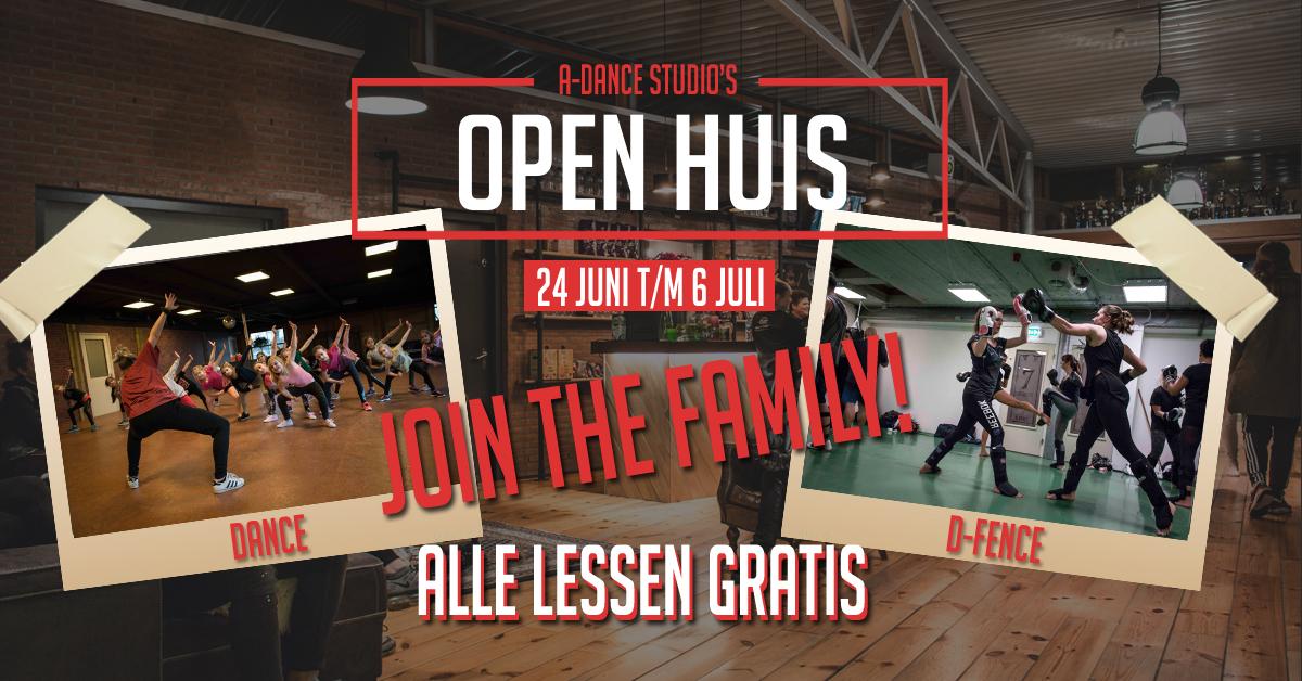 A-Dance OPEN HUIS