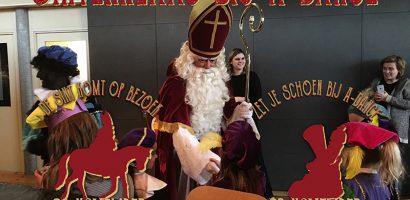 Sinterklaas bij A-Dance