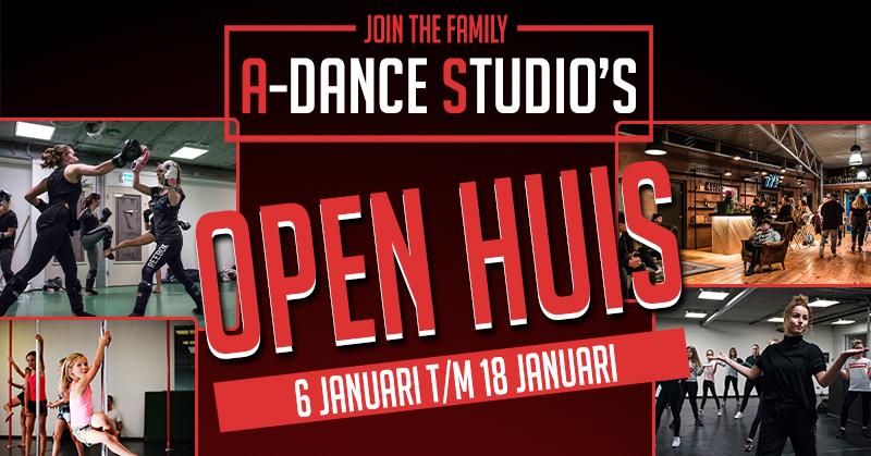 A-Dance Open Huis 2020
