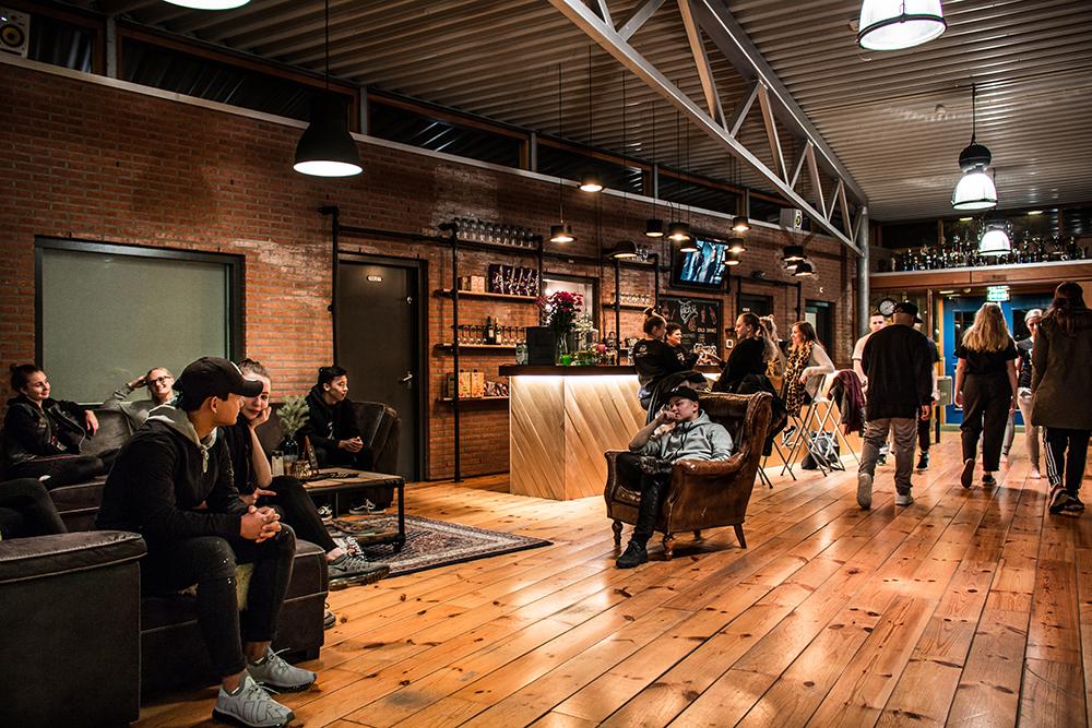 Sfeerfoto A-Dance Studio's Bericht Open huis 2020