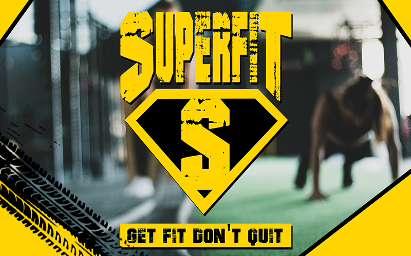 super fit logo