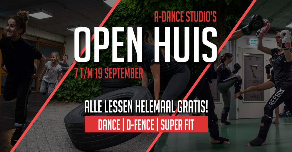 Banner Open Huis 2020 September